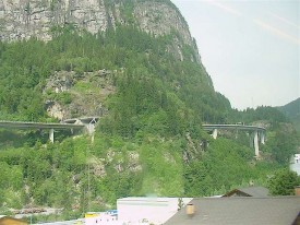 Tunnel and Viaduct