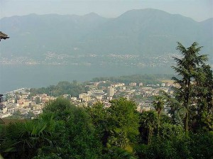View from Monti