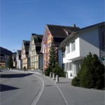 Appenzell Typical Street