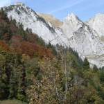 The Alpstein Range