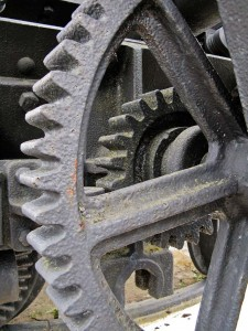 gears on canon