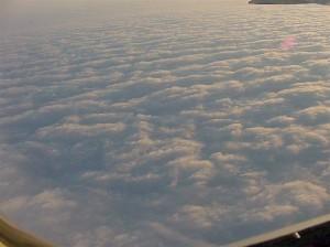 On the way to Toronto