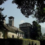 This is Ca' di Ferro the old army barracks from the 16th century