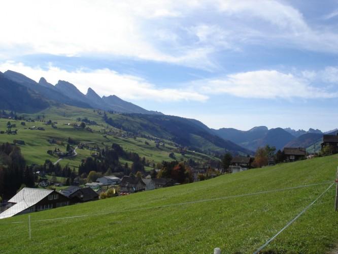 The Kurfürsten Range