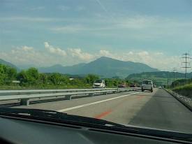 On the Autobahn