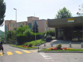 Minusio Post Office
